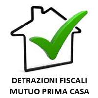 Detrazioni fiscali mutui prima casa detrazione irpef for Interessi mutuo prima casa